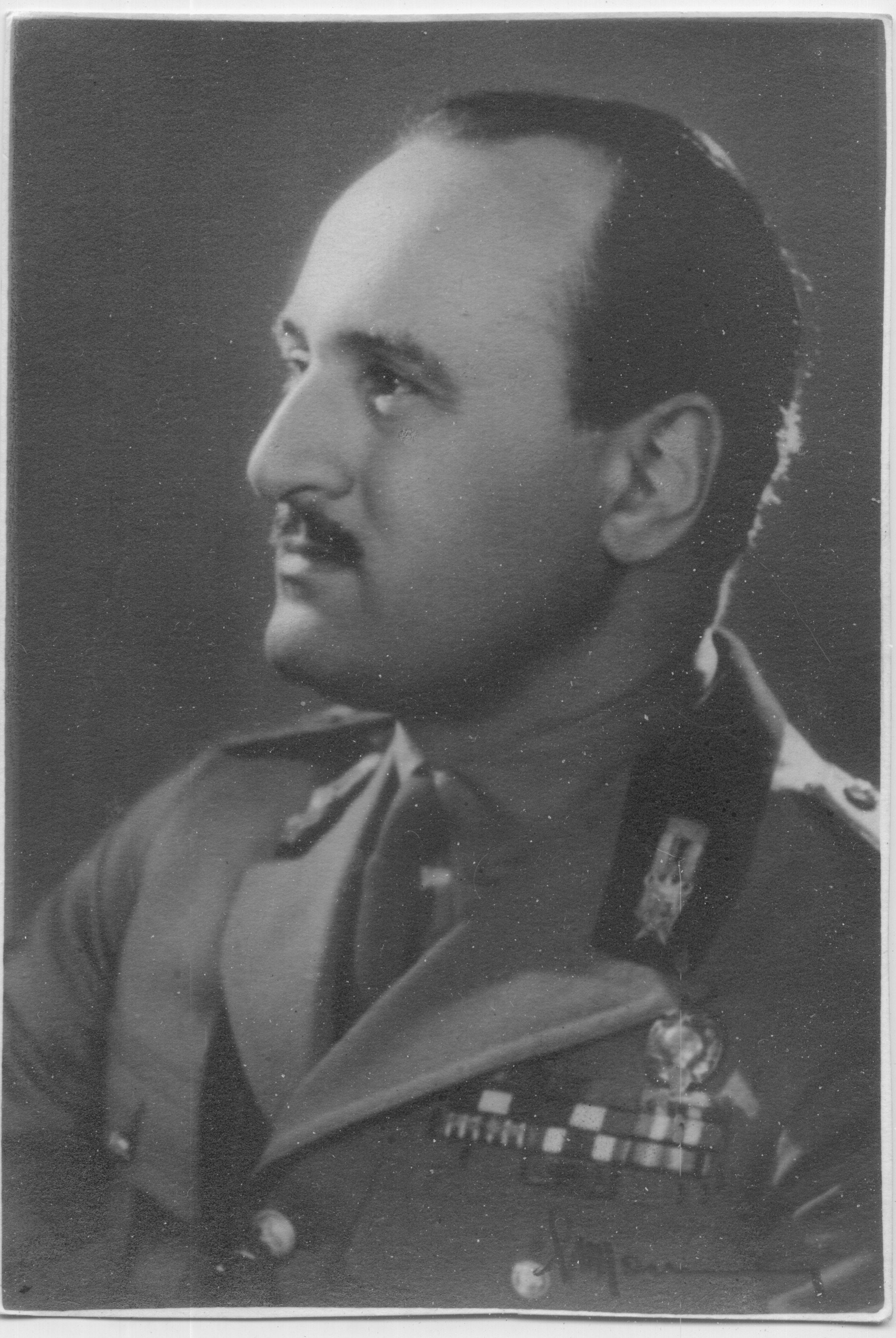 Il Colonnello Giovanni Duca.